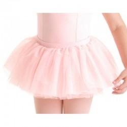 Gonnellino Danza Bambina Tulle Bloch CR4041 elastico in vita