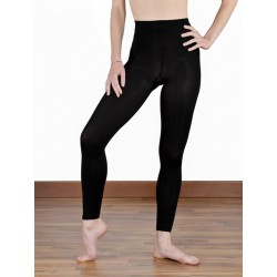 Leggings Danza Donna Aderente Microfibra 60 den.