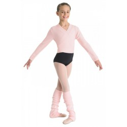 SCALDACUORE INCROCIATO DANZA BLOCH Cashmere like yarn