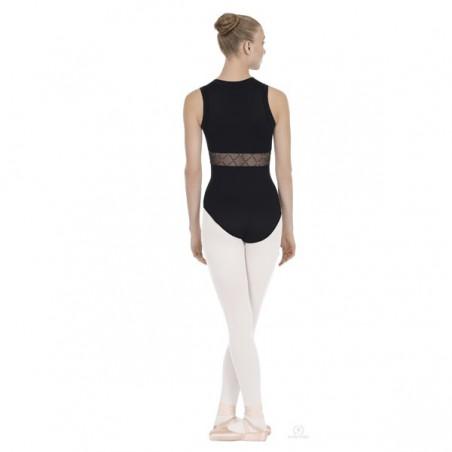 Body Danza Eurotard 45882 Inserto Rete e Strass