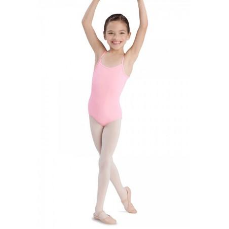 Body Danza Bambina - Bloch Spallino Cotone
