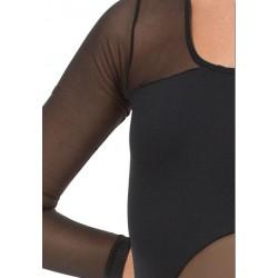 Body Danza Eurotard 45896 Inserti Maglia Velata