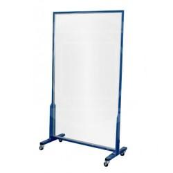 Specchio Danza Trasportabile Antinfortunistico con Ruote