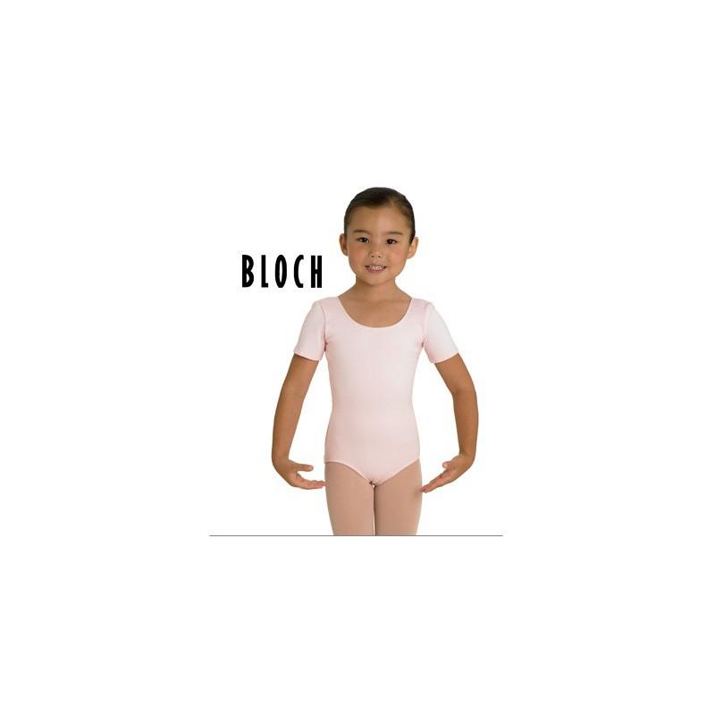 BODY BLOCH MANICA CORTA BIMBA Cotone