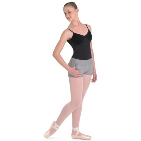 Pantaloncino Danza Bloch in Cotone PLUTONIUM