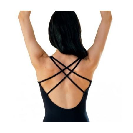 Body Danza Doppio Incrocio ADIANA Microfibra