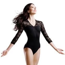Body Danza Bloch KATE Pizzo Elasticizzato