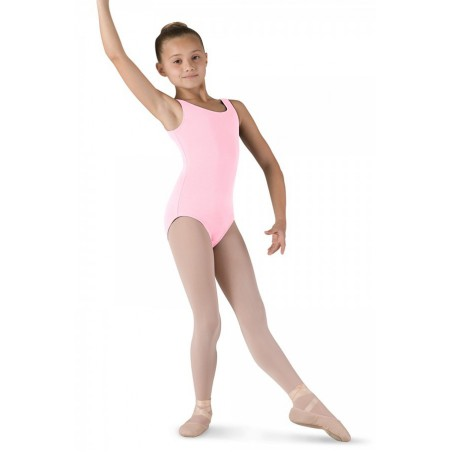 Body Danza Bambina - Bloch Canotta Cotone